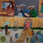 Puppet Show: The Tale of Samuel Whiskers or The Roly-Poly Pudding, A Tale by Beatrix Potter