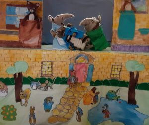 Puppet Show: The Tale of Samuel Whiskers or The Ro...