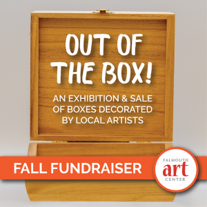 Fall Fundraiser: Out of the Box!