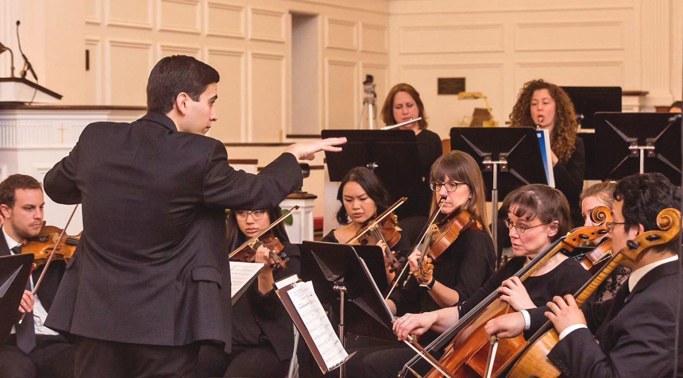 Cape Cod Chamber Orchestra's Ghost Hunters