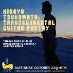 Hiroya Tsukamoto: Transcendental Guitar Poetry
