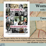 Women of Barnstable with Nancy Viall Shoemaker