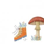 Sturgis Library's Mushroom Hike