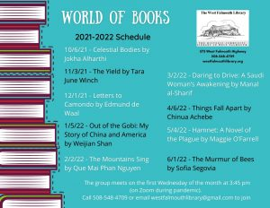 World of Books Book Club - The Mountains Sing