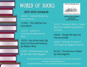 World of Books Book Club - Things Fall Apart