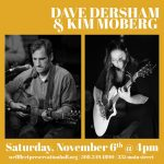 Dave Dersham & Kim Moberg in concert
