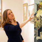 Sundays at the Cahoon: Gallery Tour with Executive Director and Curator Sarah Johnson
