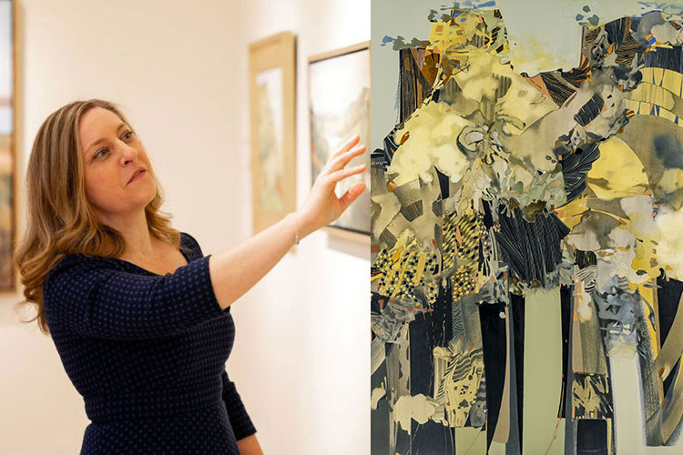 Sundays at the Cahoon: Gallery Tour with Executive...